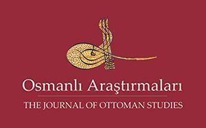 Osmanlı Araştırmaları Dergisi