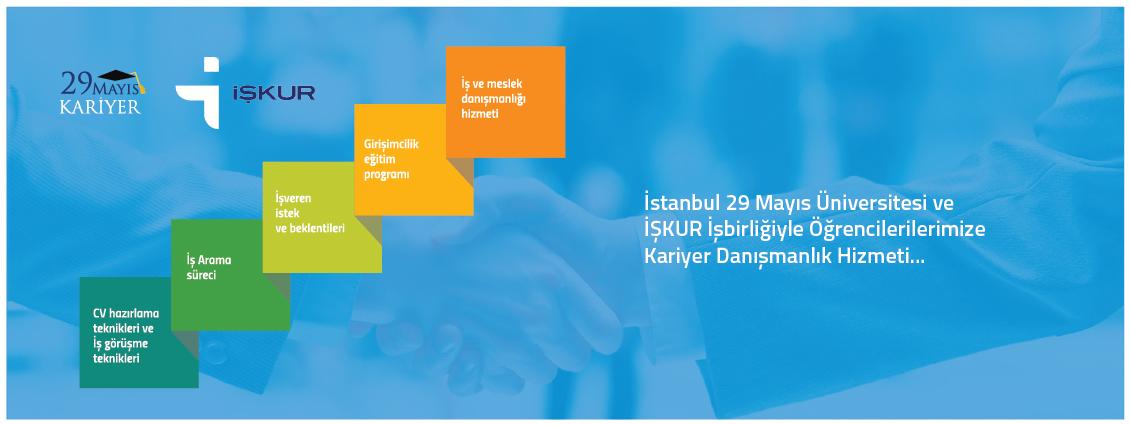 İşkur'dan İstanbul 29 Mayıs Öğrencilerine Destek!