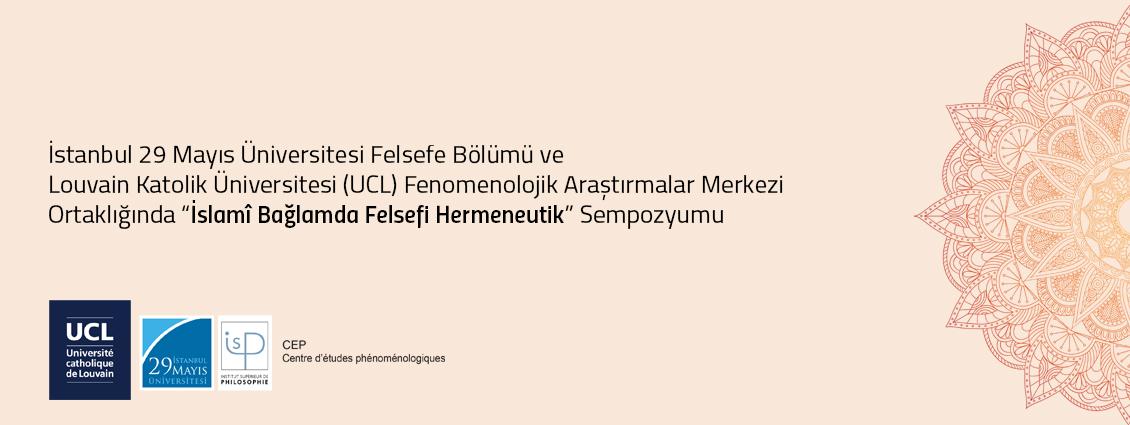 İslamî Bağlamda Felsefi Hermeneutik