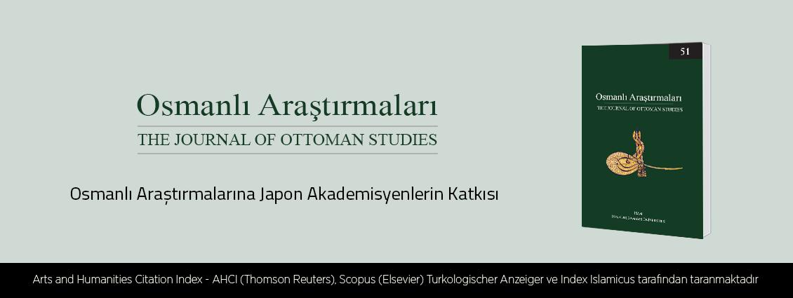 Osmanlı Araştırmalarına Japon Akademisyenlerin Katkısı