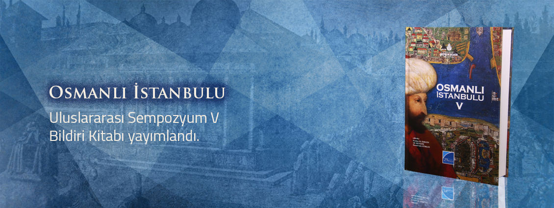 Osmanlı İstanbulu V